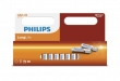 Philips Longlife Zinc AAA/R03 blister 12