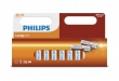 Philips Longlife Zinc AA/R6 blister 12